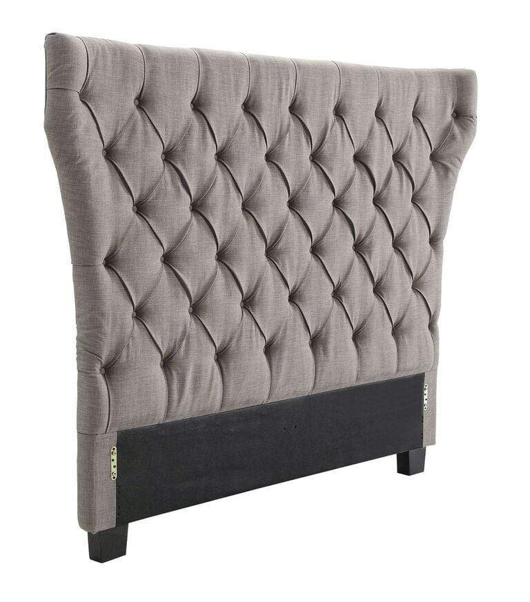 Royal Tufted Headboard - What A Room
