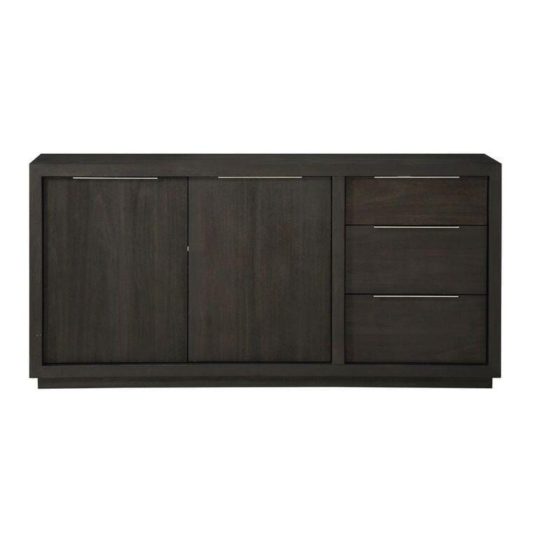 Oxford Sideboard in Basalt Grey - What A Room Furniture