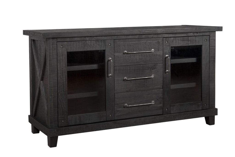 Yosemite Solid Wood Sideboard - What A Room