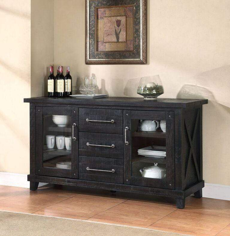 Yosemite Solid Wood Sideboard - What A Room Furniture