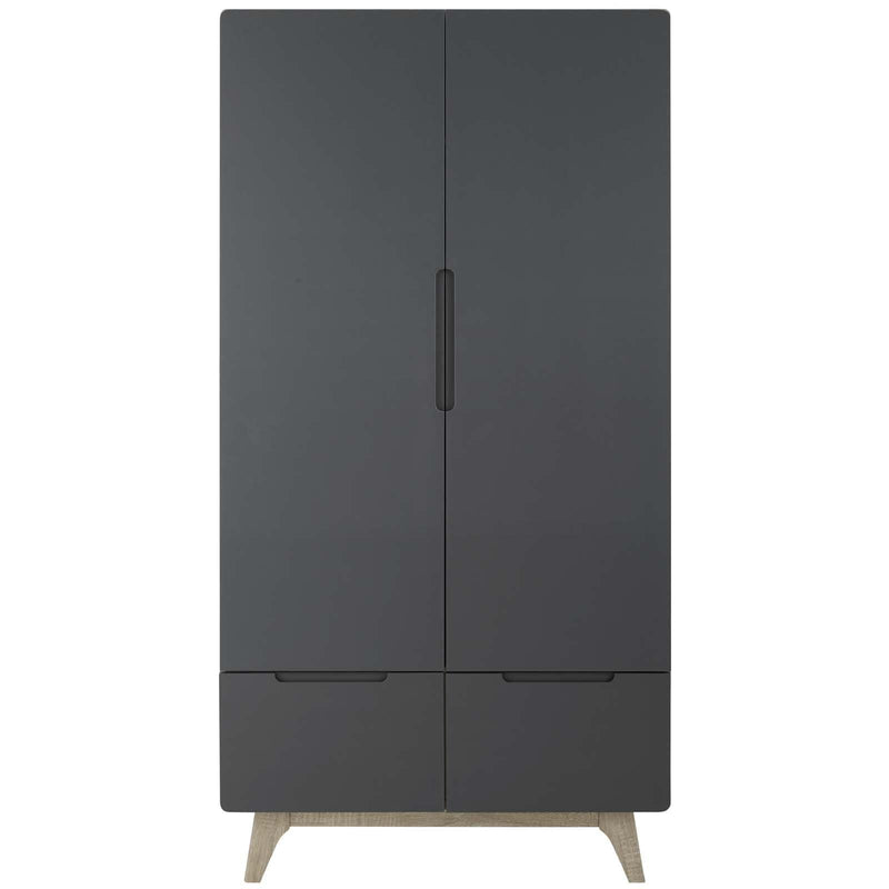Origin Wood Wardrobe Cabinet - What A Room Furniture