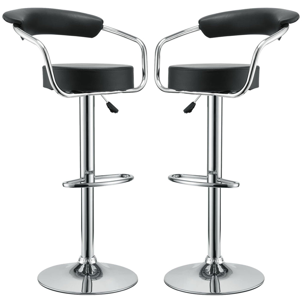 Diner Bar Stool Set of 2 - What A Room Furniture