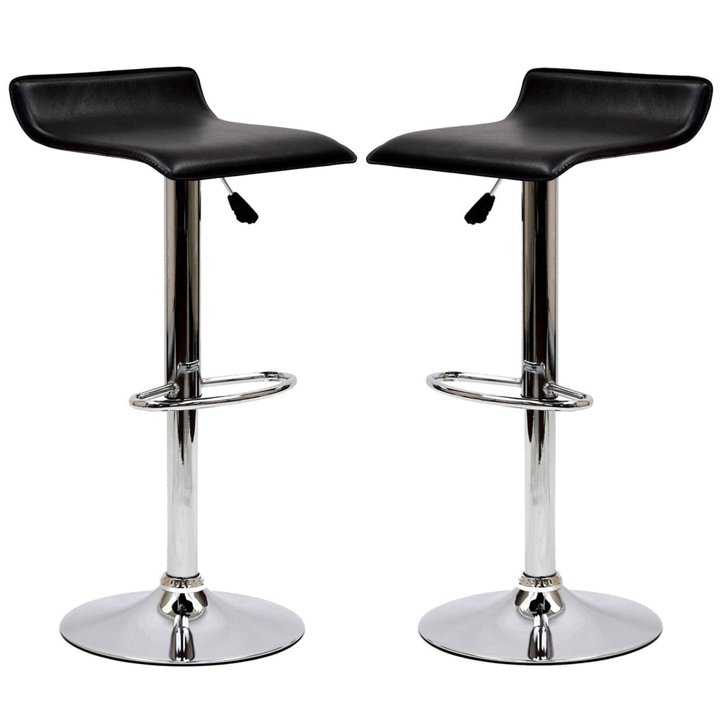 Gloria Bar Stool Set of 2 - What A Room Furniture