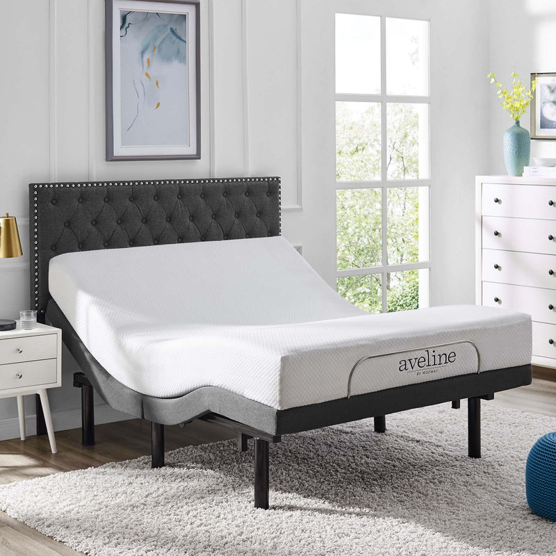 Transform Adjustable Queen Wireless Remote Bed Base
