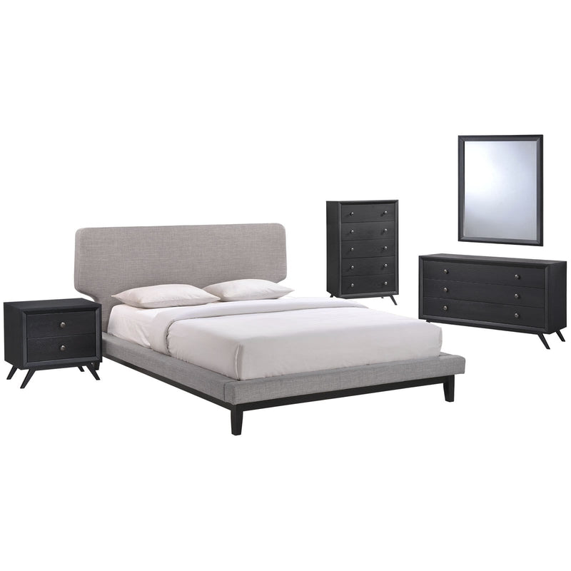 Bethany 5 Piece Queen Bedroom Set - What A Room