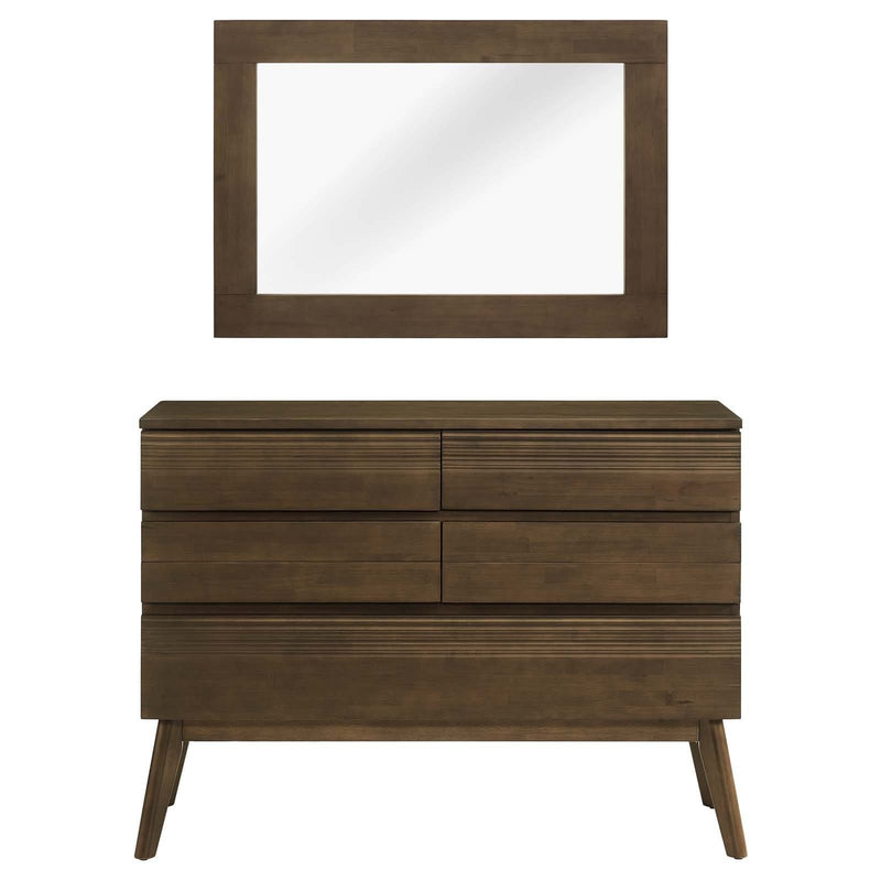Everly 2 Piece Queen Bedroom Set - What A Room Furniture