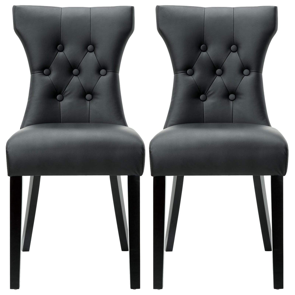 Silhouette Dining Chairs Set of 2 - What A Room Furniture