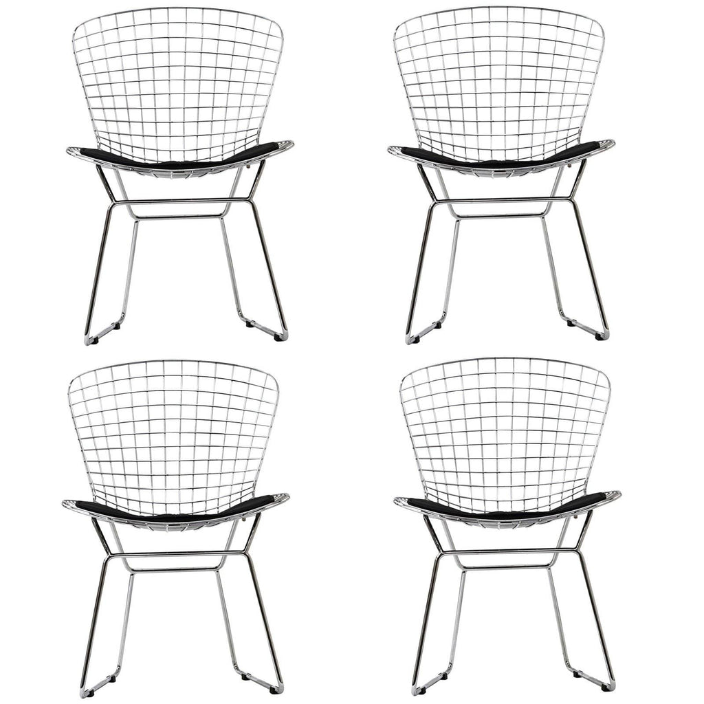 CAD Dining Chairs Set of 4 - What A Room Furniture
