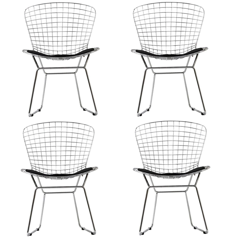 CAD Dining Chairs Set of 4 - What A Room