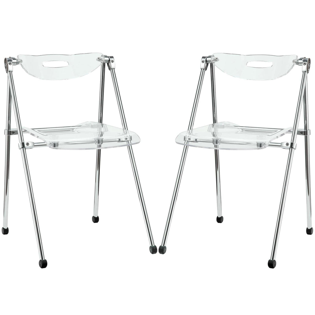 Telescope Dining Chairs Set of 2 - What A Room Furniture