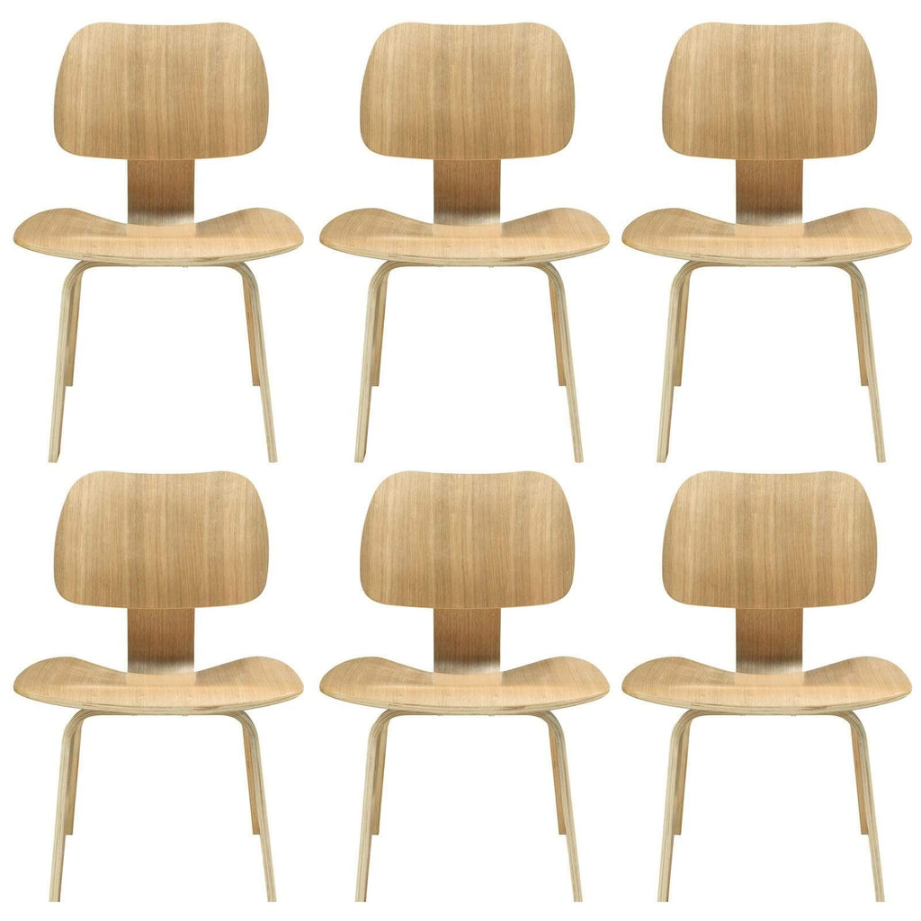 Fathom Dining Chairs Set of 6 - What A Room Furniture