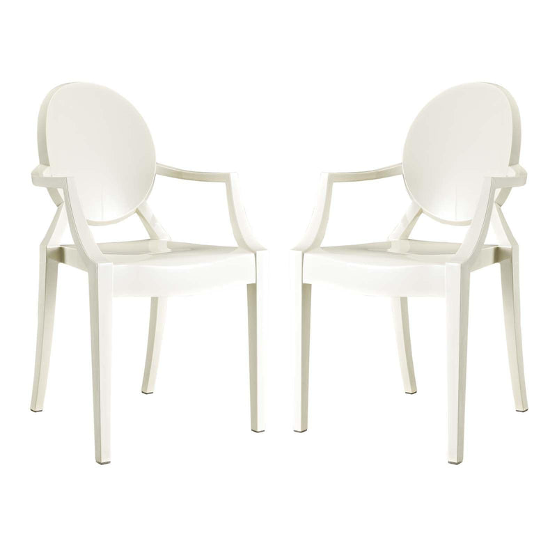 Casper Dining Armchairs Set of 2 - What A Room Furniture
