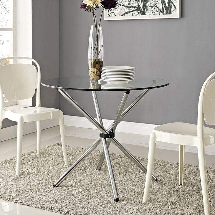 Baton Round Dining Table - What A Room Furniture