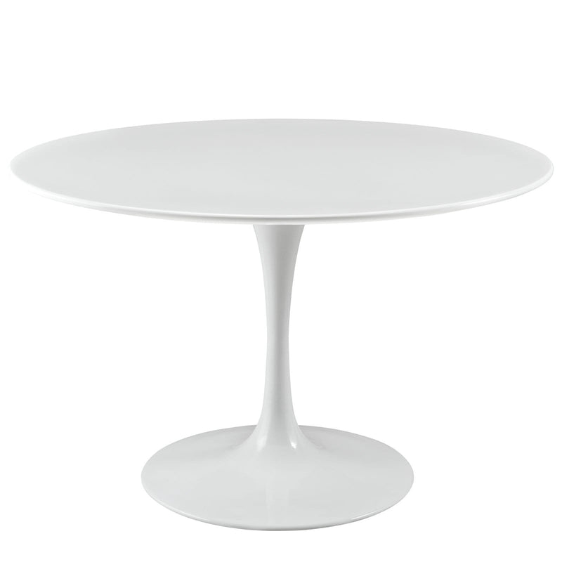 "Lippa 47"" Round Wood Top Dining Table - What A Room"