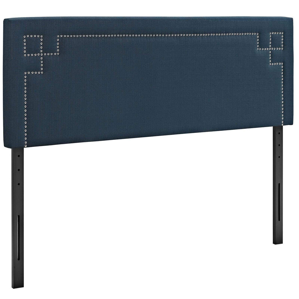 Josie King Upholstered Fabric Headboard - What A Room Furniture