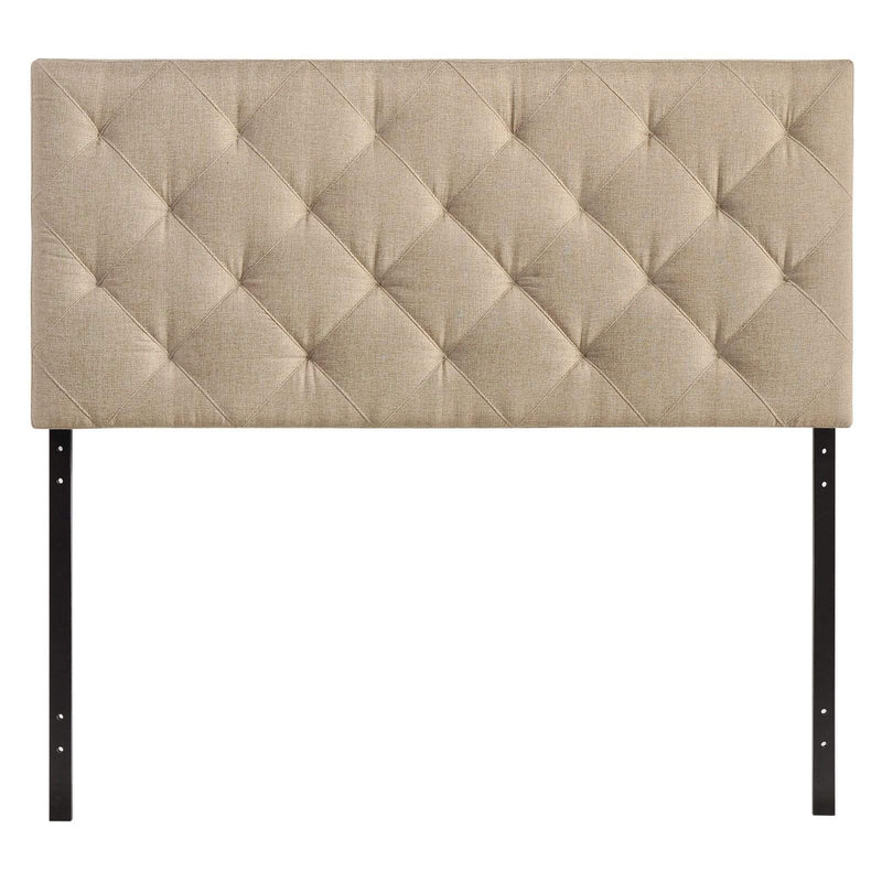 Theodore Full Upholstered Fabric Headboard - What A Room Furniture