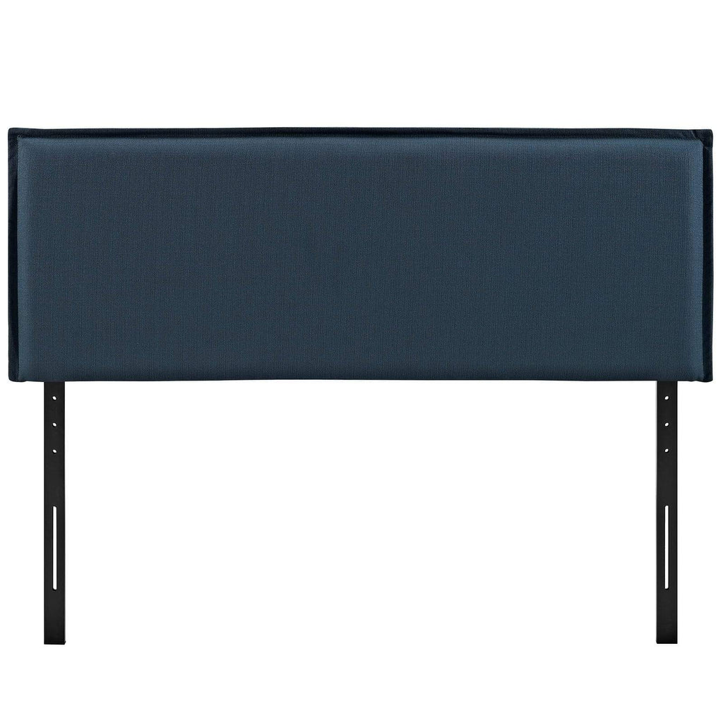 Camille Queen Upholstered Fabric Headboard - What A Room Furniture