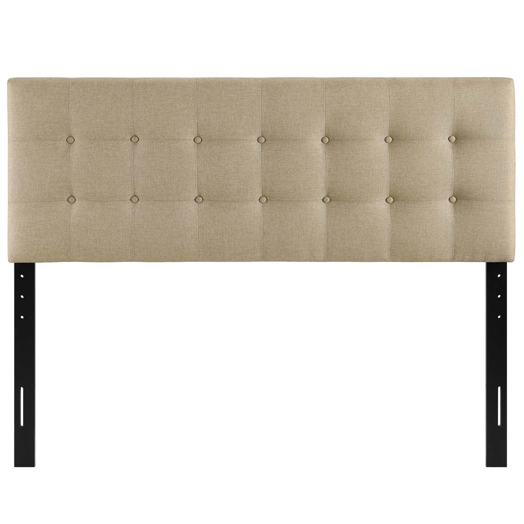 Emily King Upholstered Fabric Headboard - What A Room Furniture