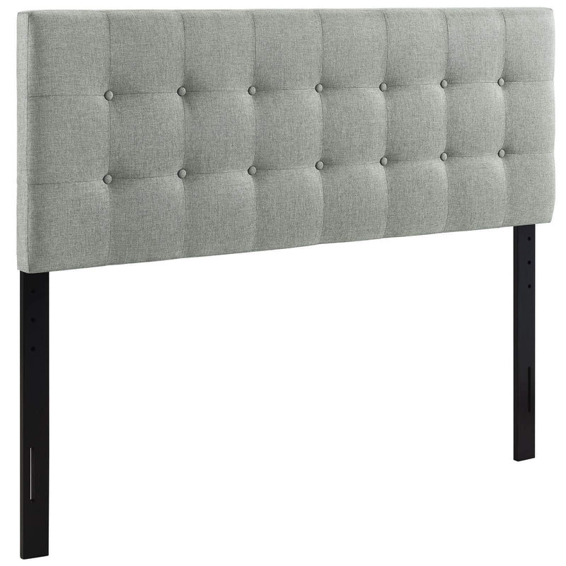 Emily Full Upholstered Fabric Headboard - What A Room