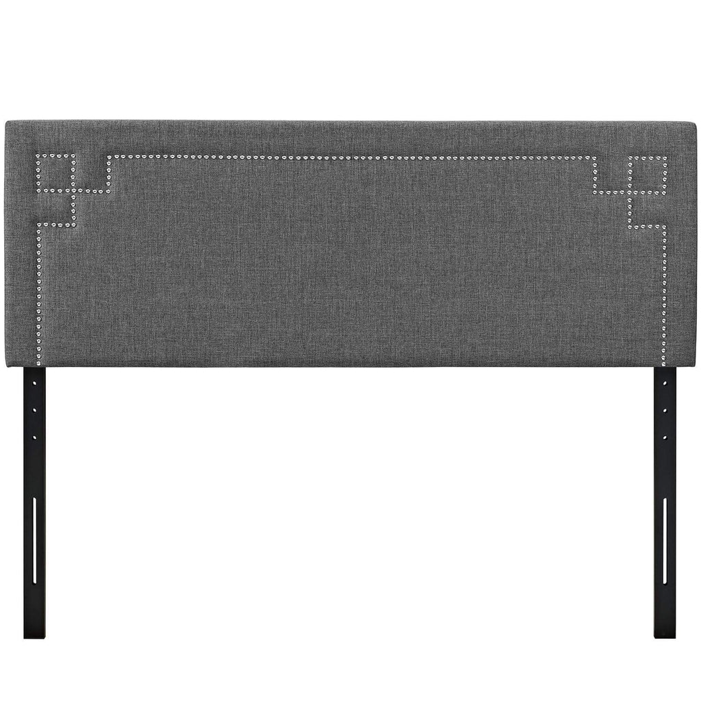 Josie Full Upholstered Fabric Headboard - What A Room Furniture