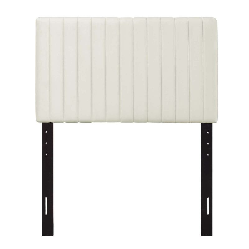 Keira Twin Performance Velvet Headboard