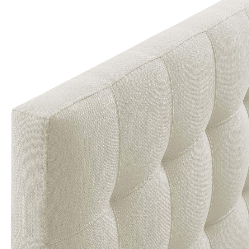 Lily King Upholstered Fabric Headboard - What A Room Furniture