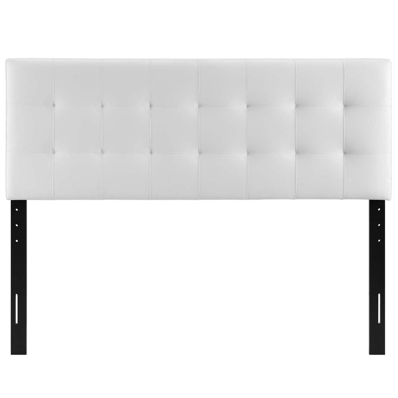 Lily King Upholstered Vinyl Headboard - What A Room