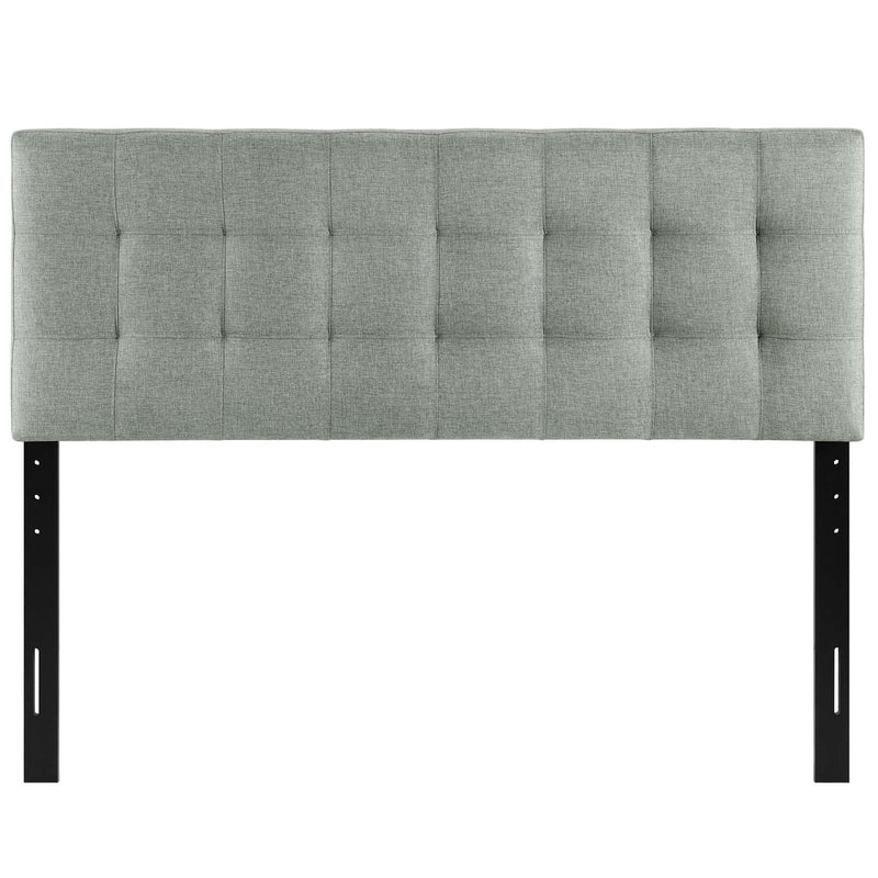 Lily Queen Upholstered Fabric Headboard - What A Room Furniture