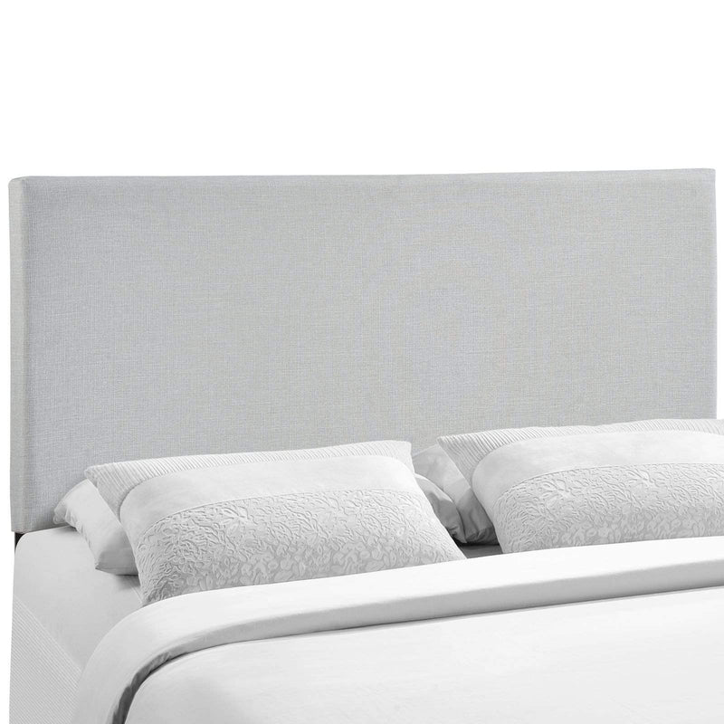 Region Queen Upholstered Fabric Headboard - What A Room