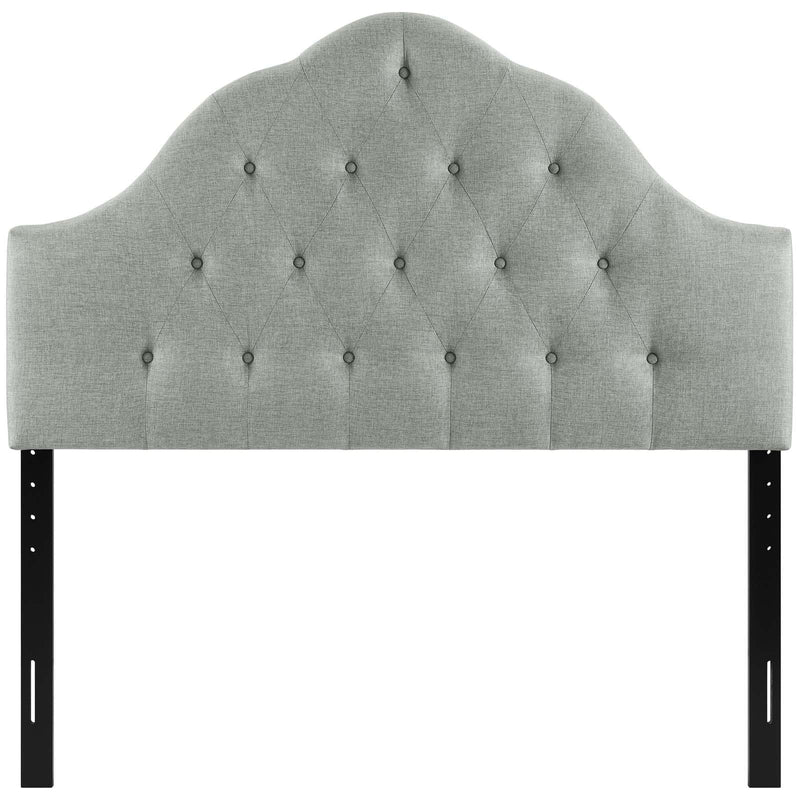 Sovereign Queen Upholstered Fabric Headboard - What A Room Furniture