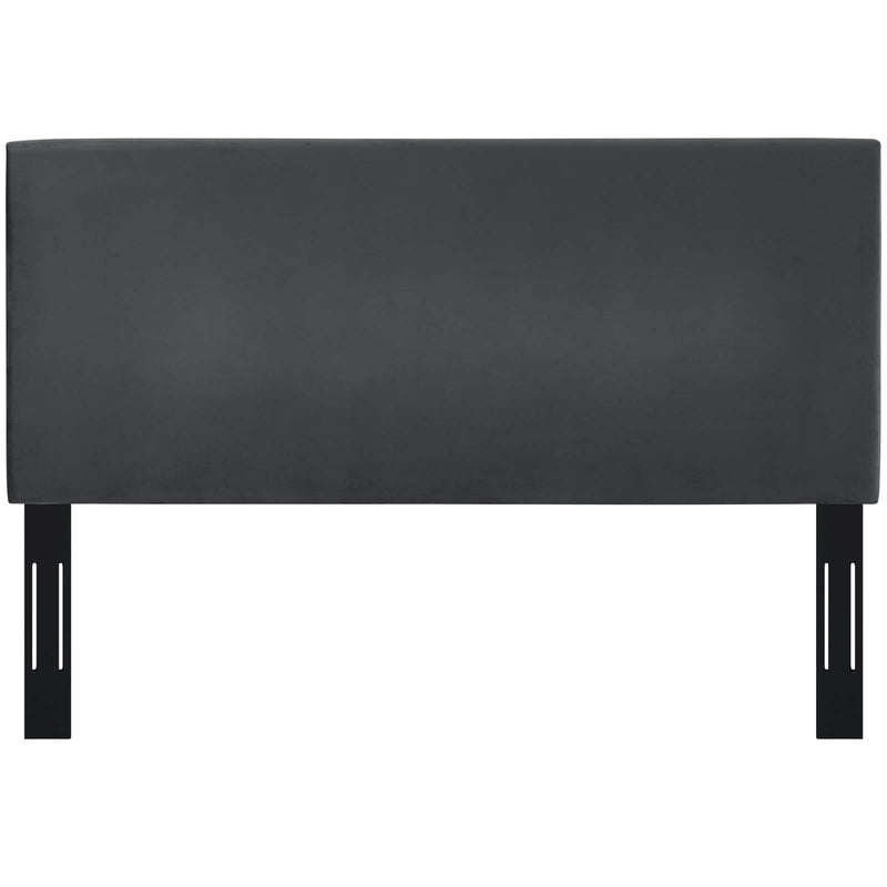 Taylor Full / Queen Upholstered Performance Velvet Headboard - What A Room Furniture