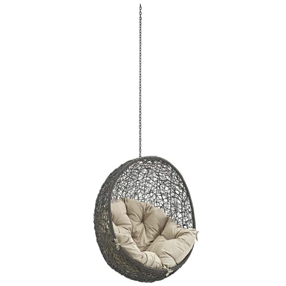 Hide Outdoor Patio Swing Chair Without Stand - What A Room