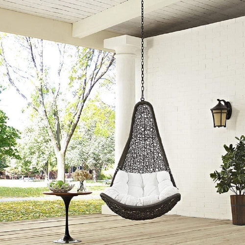 Abate Outdoor Patio Swing Chair Without Stand - What A Room
