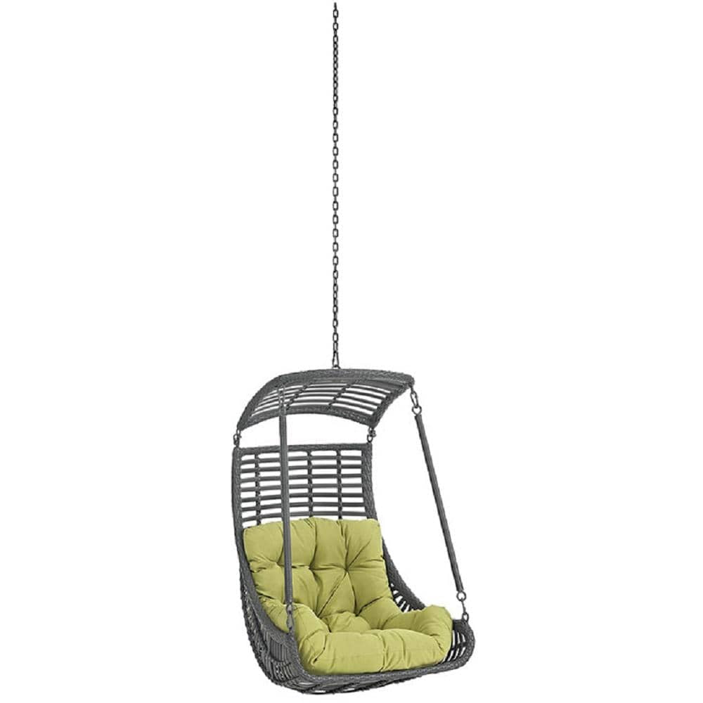 Jungle Outdoor Patio Swing Chair Without Stand - What A Room