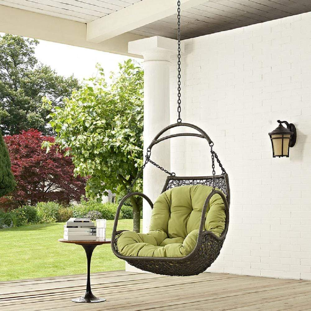 Arbor Outdoor Patio Swing Chair Without Stand - What A Room Furniture