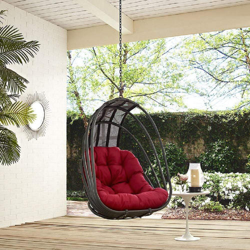 Whisk Outdoor Patio Swing Chair Without Stand - What A Room