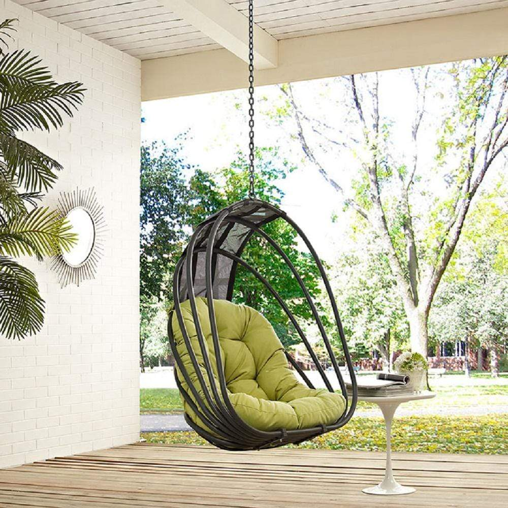 Whisk Outdoor Patio Swing Chair Without Stand - What A Room Furniture