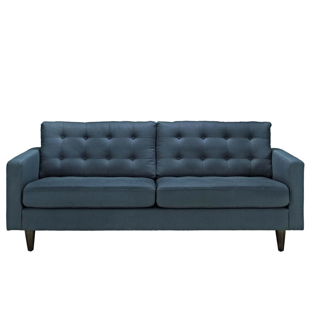 Empress Upholstered Fabric Sofa - What A Room