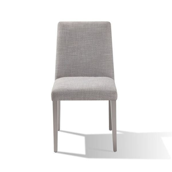 Scott Living Modern Craftsman Grey Armchair