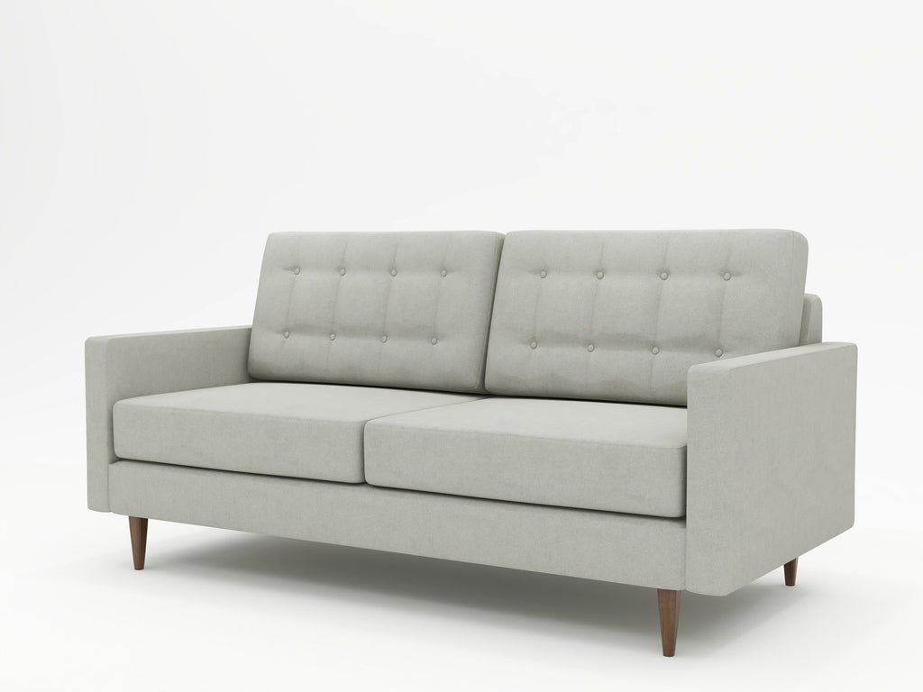 Jasper Square Arm Upholstered Sofa - What A Room Furniture