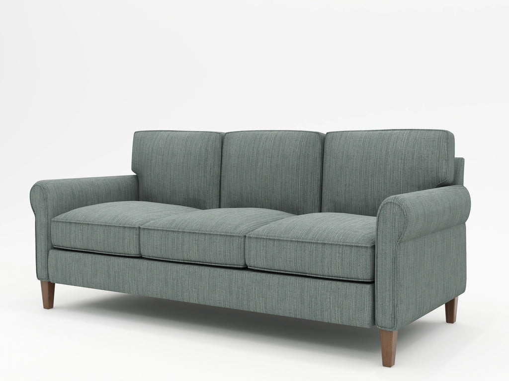 Opus Custom Sofa Upholstered - What A Room