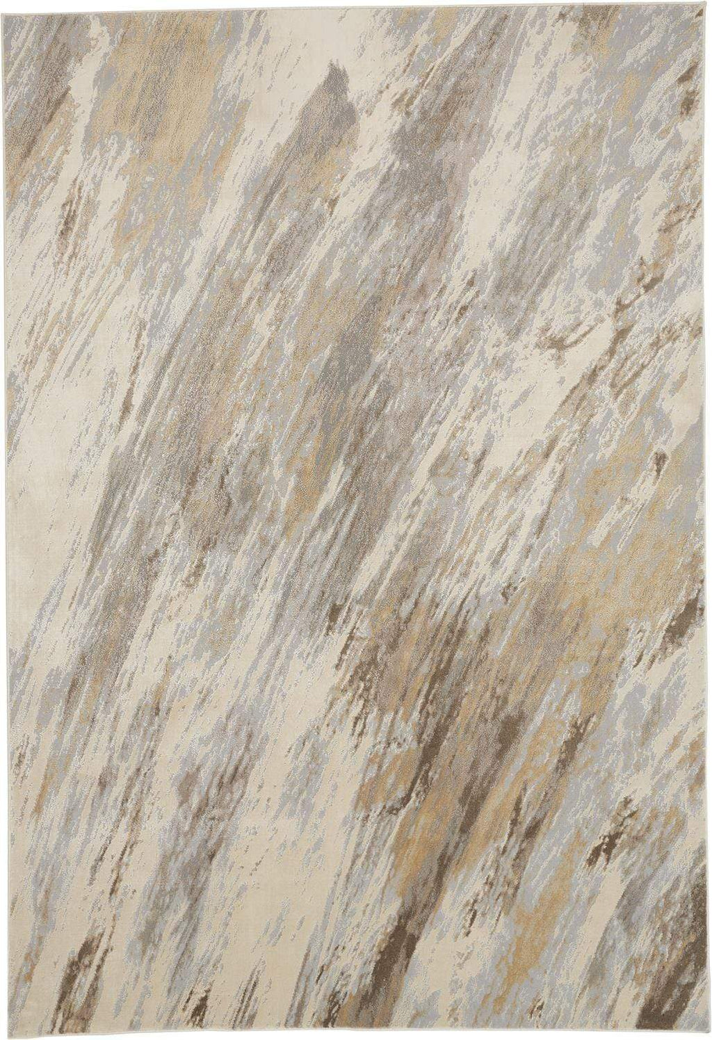 Parker Rug Collection - Beige / Blue - What A Room