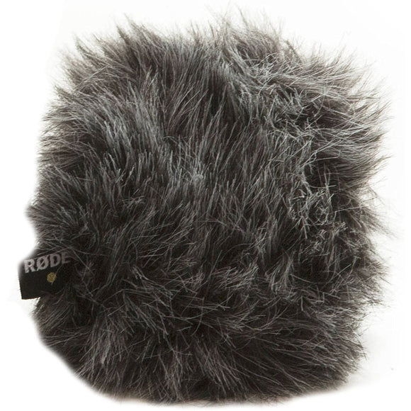 RODE WS9 Foam + Furry Windshield Cover FOR VIDEOMICRO & VIDEOMIC ME