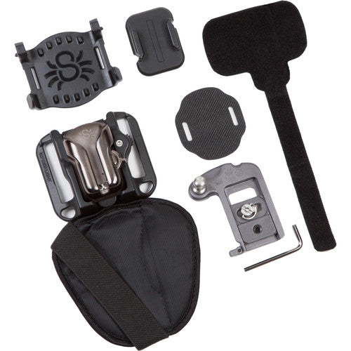 SpiderLight Back Packer Kit