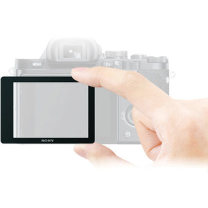 SONY LCD SCREEN PROTECTOR - PCK-LM16 (A72, A7R2, A7S2)