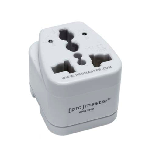 PRO Travel Adapter All in One Worldwide AC