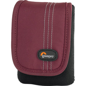 LOWEPRO POUCH DUBLIN 10 - BLACK/RED (LP36161) D