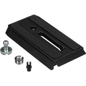 MANFROTTO QUICK RELEASE PLATE - 501PL SLIDING VIDEO