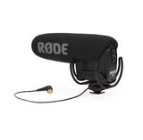 Rode Videomic Pro with Rycote Shock Mount