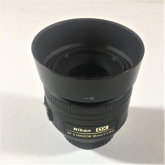 used Nikkor Lens 35mm 1.8G 6434967